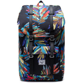 Herschel Little America Backpack painted palm